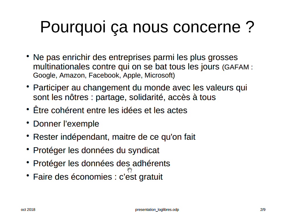 loglibres coherent syndicats