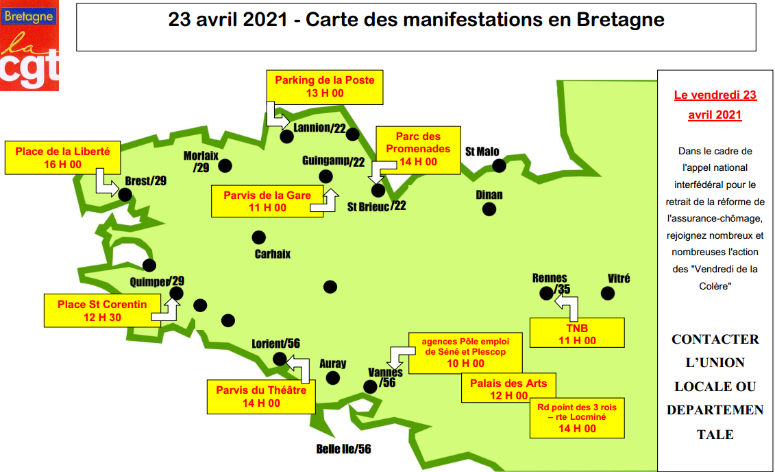 Carte des manisfestations du 23 avril 2021.pdf Foxit Reader