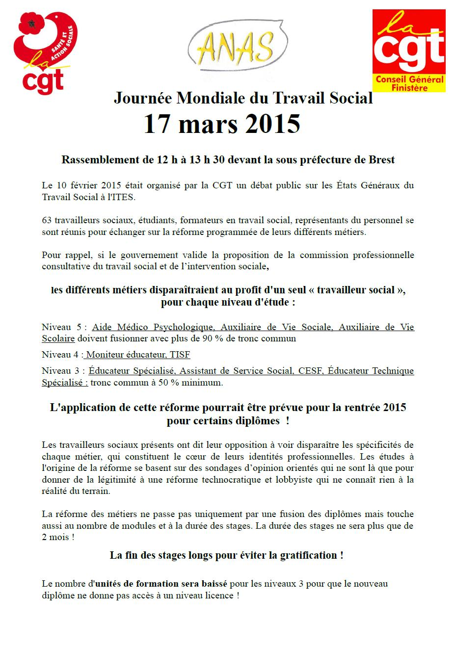 Travail Social tract 17 03 2015